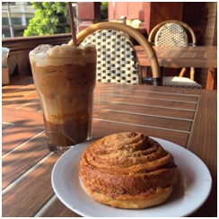 Coffee Taste in Vientiane